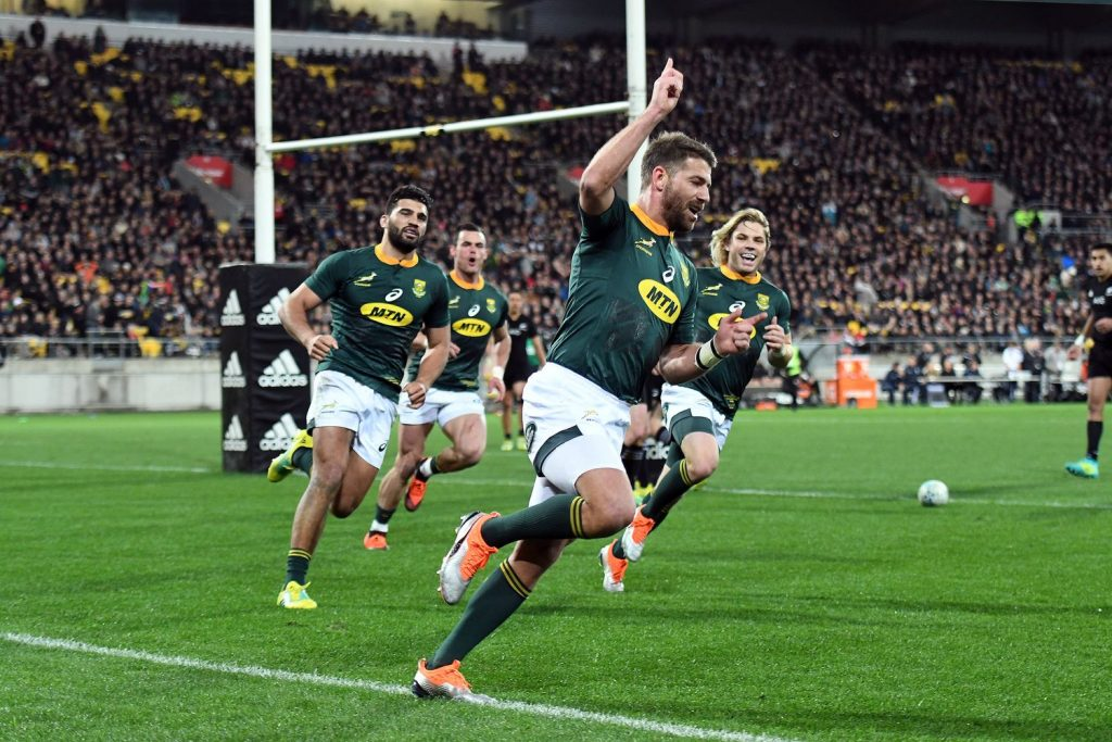 Springbok Team of the Decade