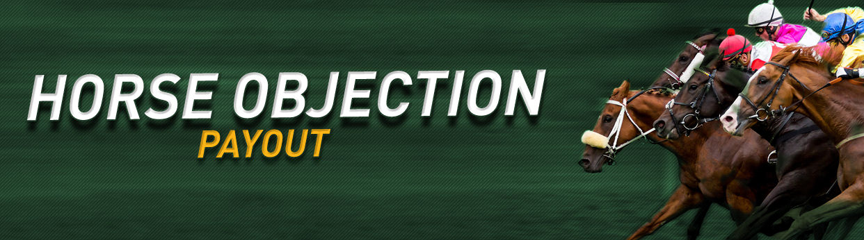 Horse Objection Payout