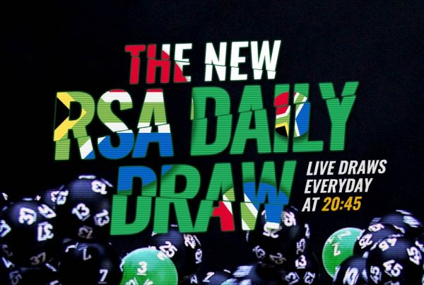 Play the RSA Daily Lotto Lucky Numbers