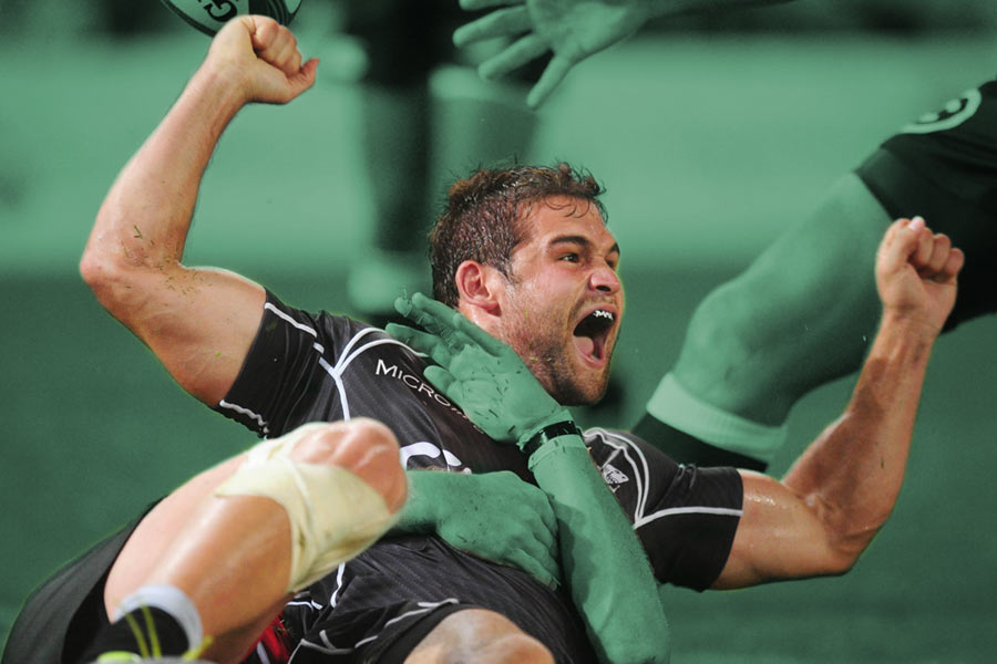 Cobus Reinach Sharks Super Rugby 2014