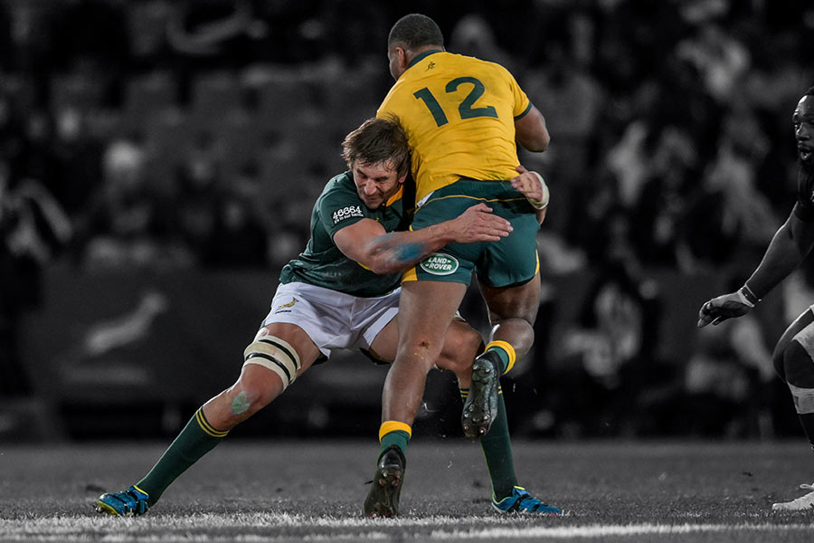 Rugby Championship Stats Leaderboard - Round 1