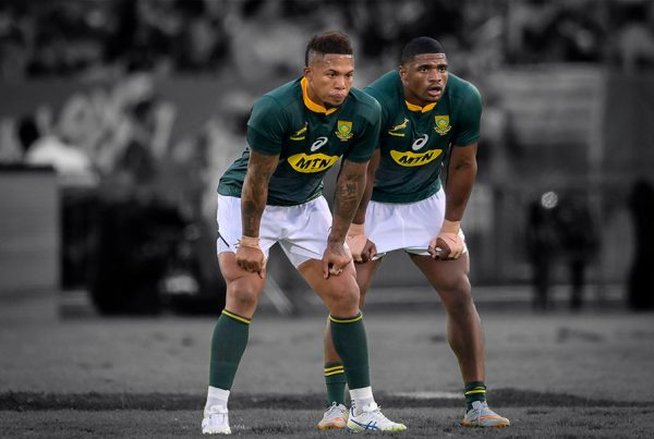 SPRINGBOK WORLD CUP SQUAD