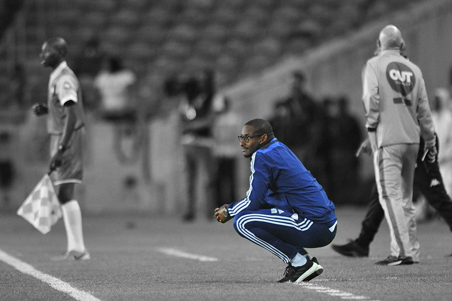 RHULANI MOKWENA WAS DESTINED FOR PIRATES JOB