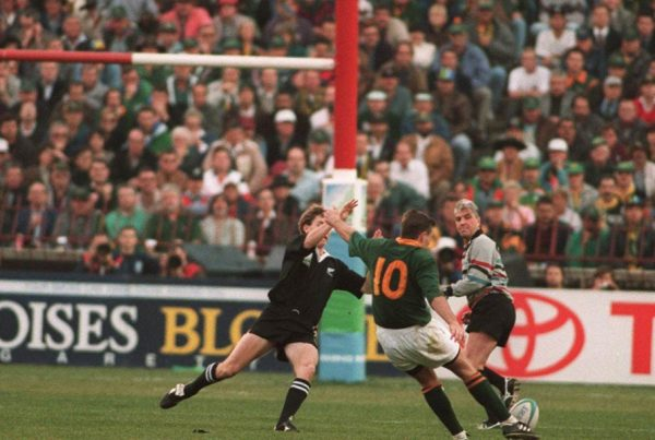 GOLDEN SPRINGBOK MOMENTS - RWC 95
