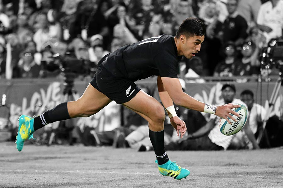 RWC 2019: TOP TRYSCORER CONTENDERS