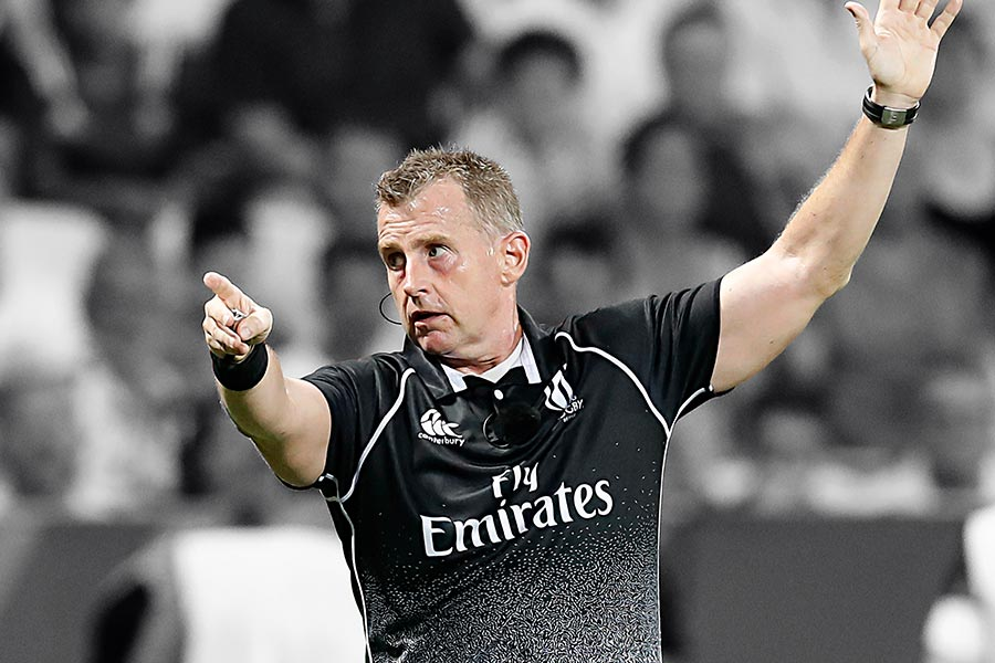RWC 2019: Most yellow cards in a single rugby game