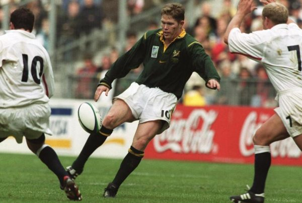 GOLDEN SPRINGBOKS MOMENTS - RWC 99