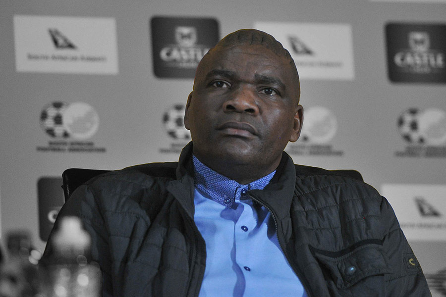 Molefi Ntseki can't win as Bafana coach