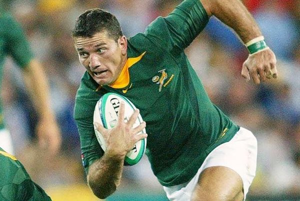 GOLDEN SPRINGBOK MOMENTS - RWC 2003
