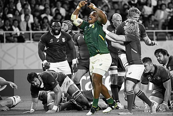 Bongi Mbonambi: The Fighter Who Rose To the Top