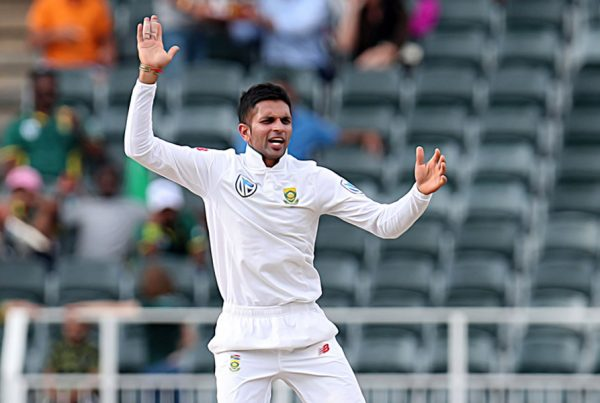 Keshav Maharaj: A change in the Proteas sub-continent approach