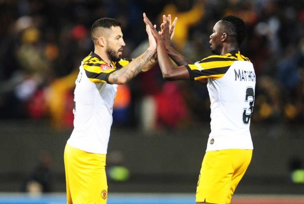 Kaizer Chiefs Benefiting From Solidity They Lacked Under Solinas