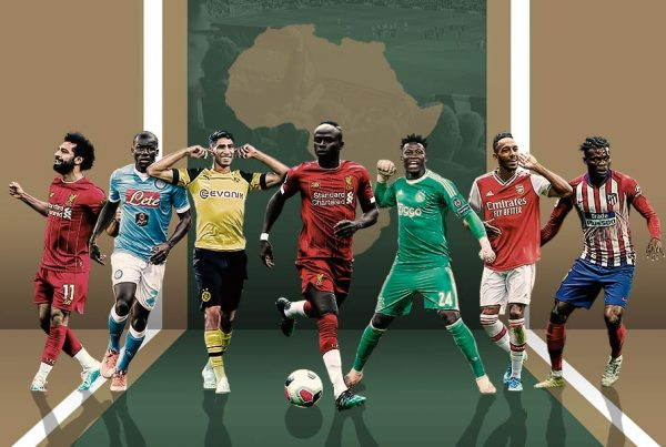 The Best Africa XI