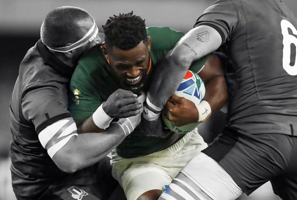Springboks v Japan - Key Battles