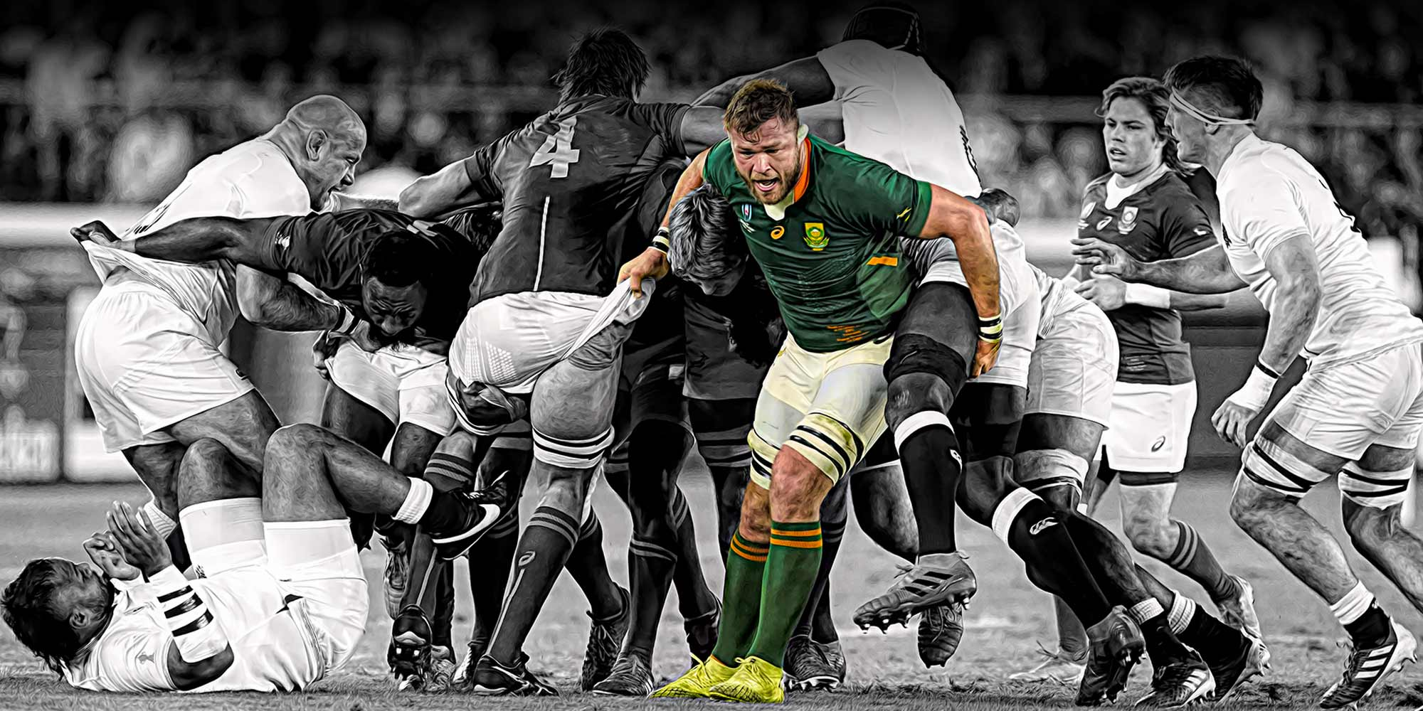 RWC Final: Best Boks v England