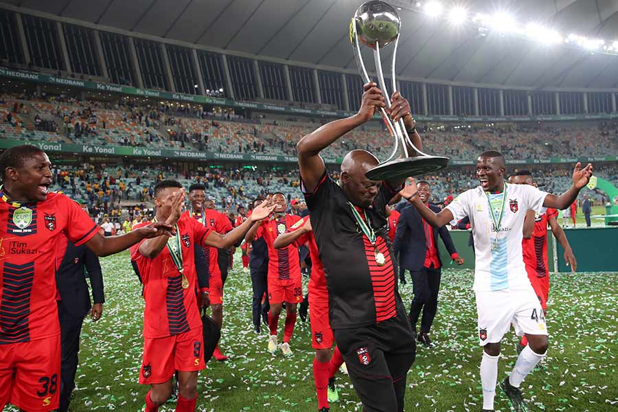 Nedbank Cup Betting Preview: Round of 32