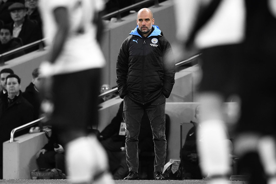 Pressure on Pep? Guardiola's journey in the Champions League
