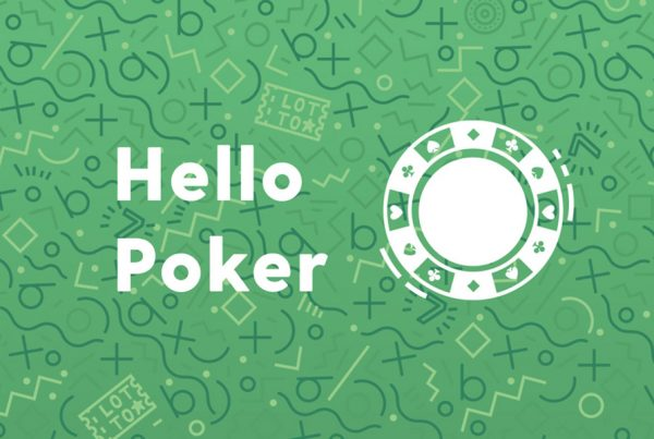 Poker how to play Bet games