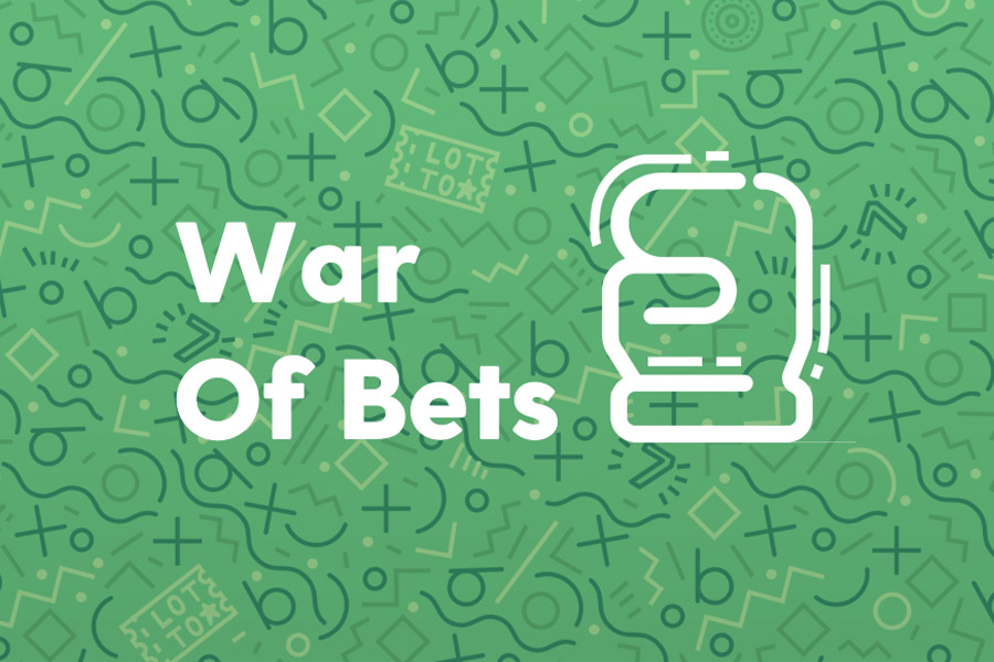 How to play War of Bets