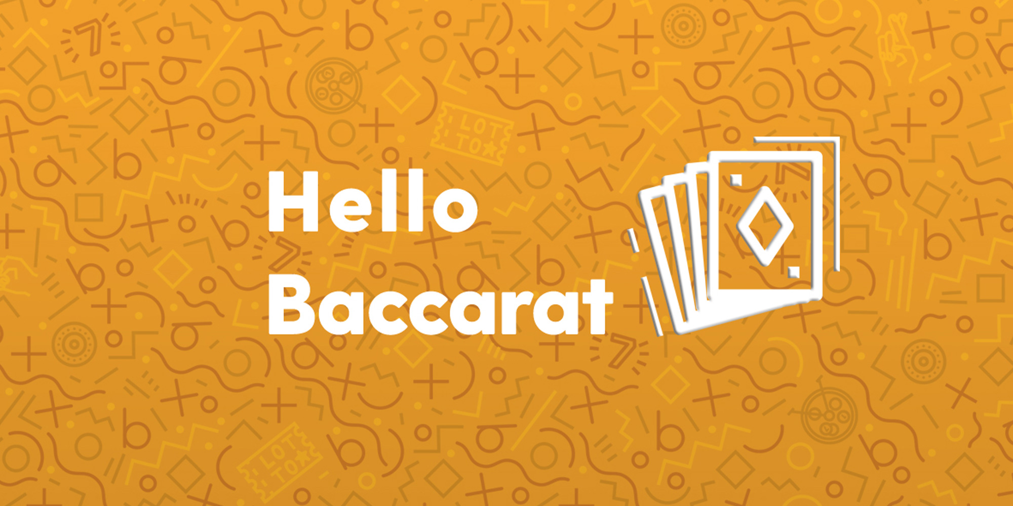 Baccarat: How to play