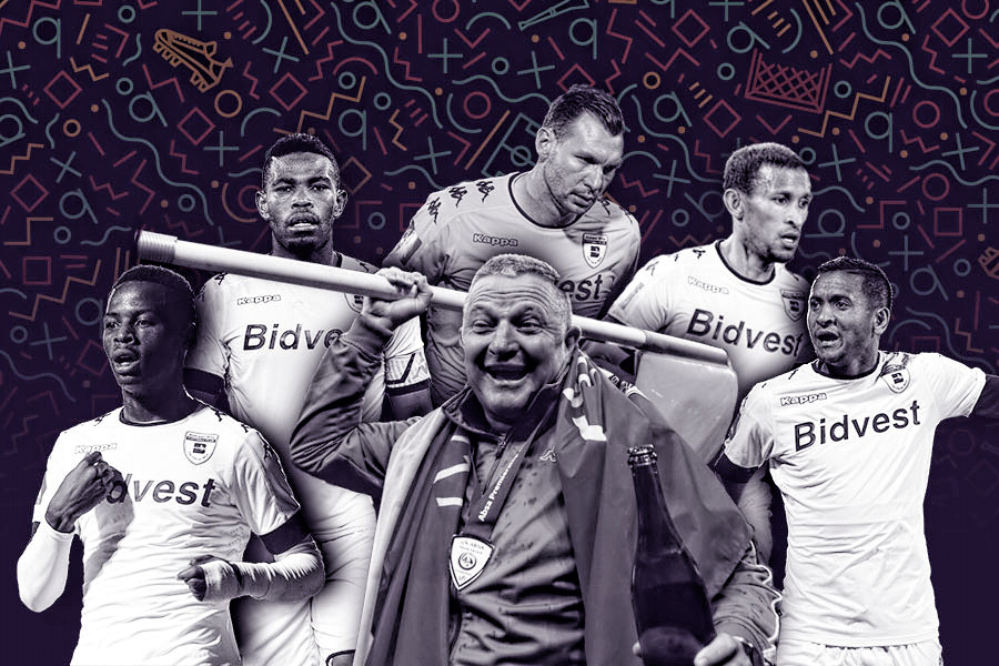 How Wits won the PSL title in 2016/2017