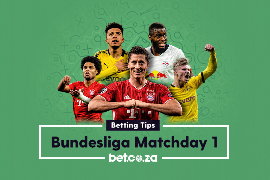 Bundesliga Betting Tips Matchday 1
