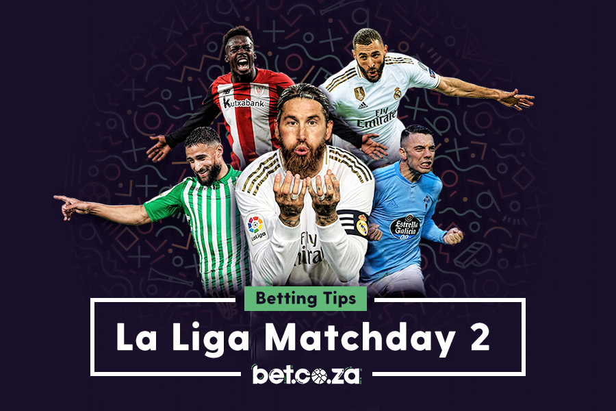 La Liga Betting Tips Matchdat 2