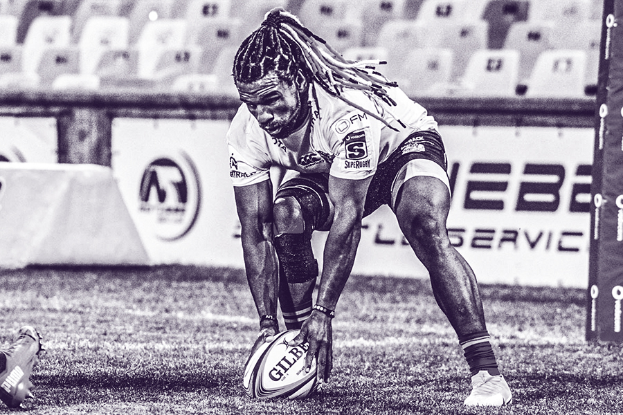 Great Rugby Tries Suuth Africa